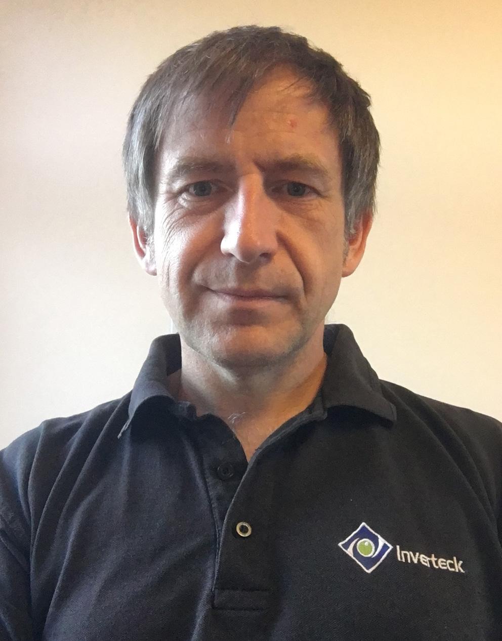 Jason Kelwick Inverteck Managing Director