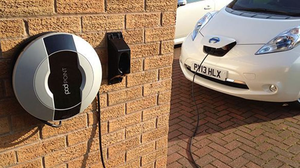 Electric Charger Installation