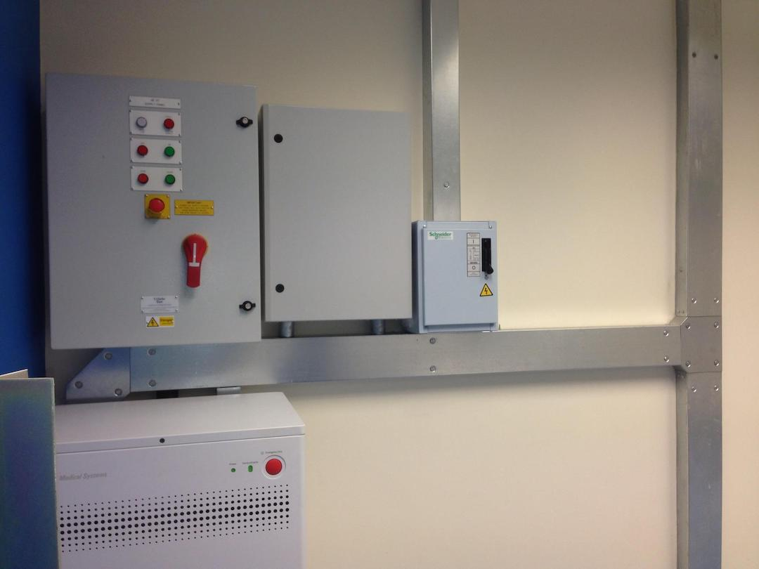 Igene Electrical Contractor Sheffield Bradford 1