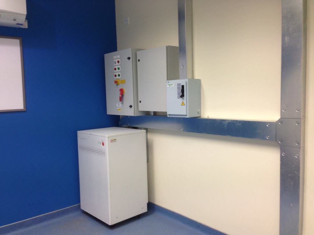 Igene Electrical Contractor Sheffield Bradford 10